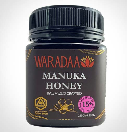 Waradaa Manuka Honey - New South Wales, Australia